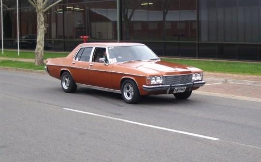 1974 Holden STATESMAN DE VILLE
