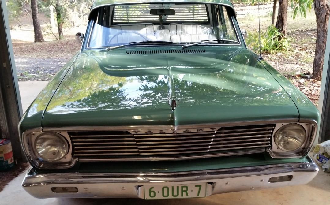 1967 Chrysler VC Valiant