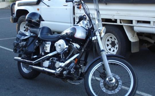 1993 Harley-Davidson 90th Anniversary Wide Glide
