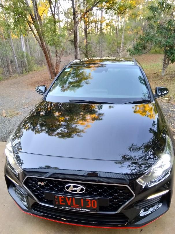 2020 Hyundai i30 N lux