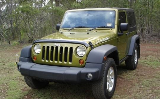 2007 Jeep WRANGLER RUBICON (4x4)