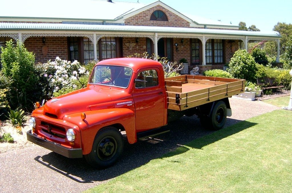 1955 International Harvester A R 148