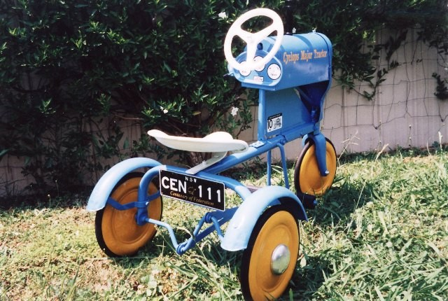 1940 cyclops Major Tractor