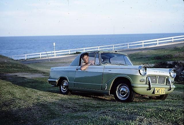 1960 Triumph Herald