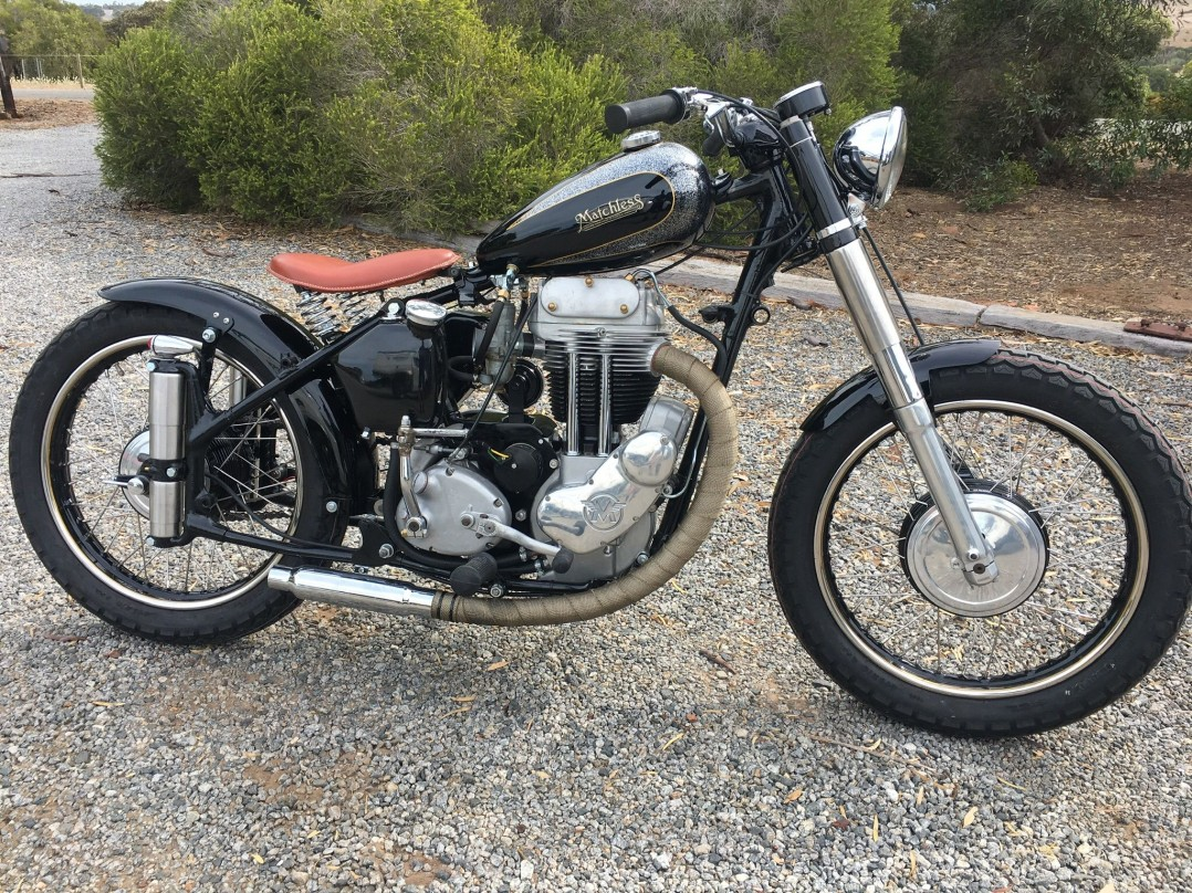 1949 Matchless G80