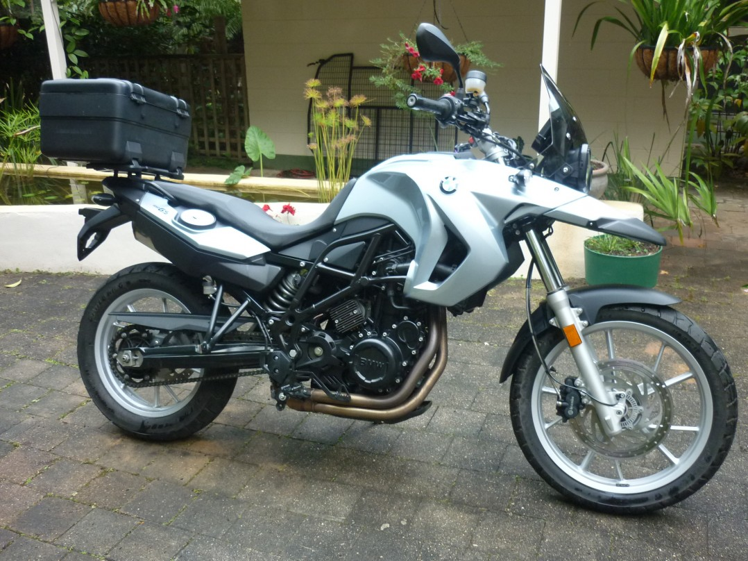 2008 BMW F650 GS Twin
