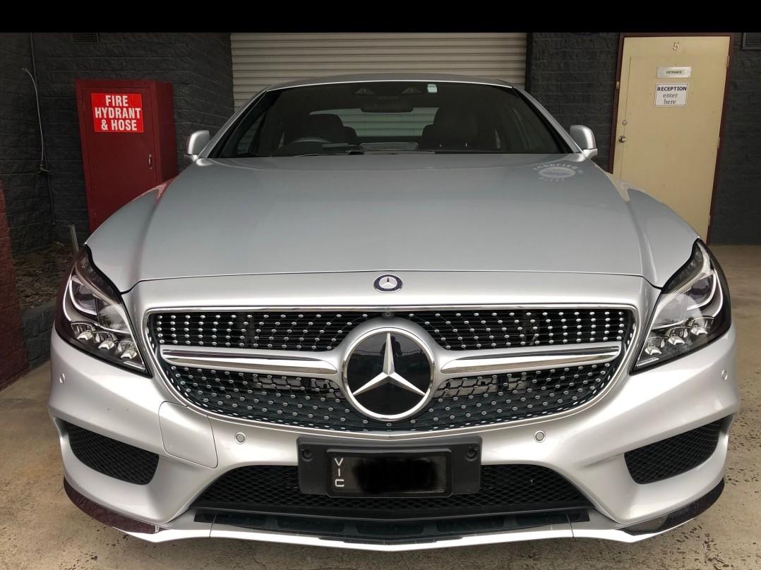 2015 Mercedes-Benz CLS 500