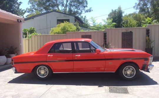 1970 Ford XW GTHO PHASE 2