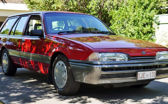 1987 Holden VL Commodore Executive Turbo