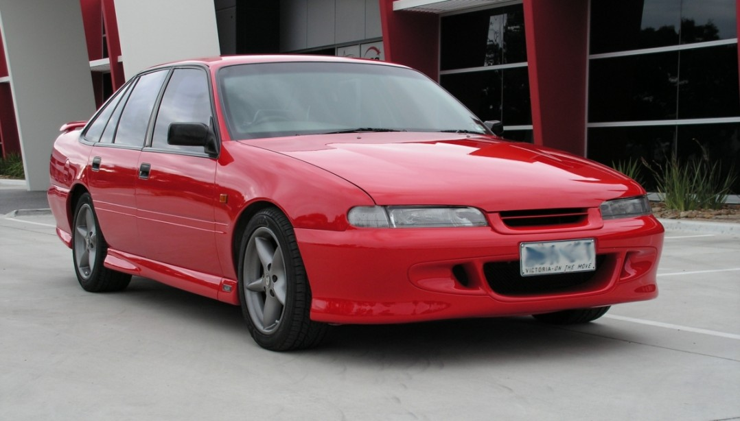 1993 Holden Special Vehicles VR CLUBSPORT