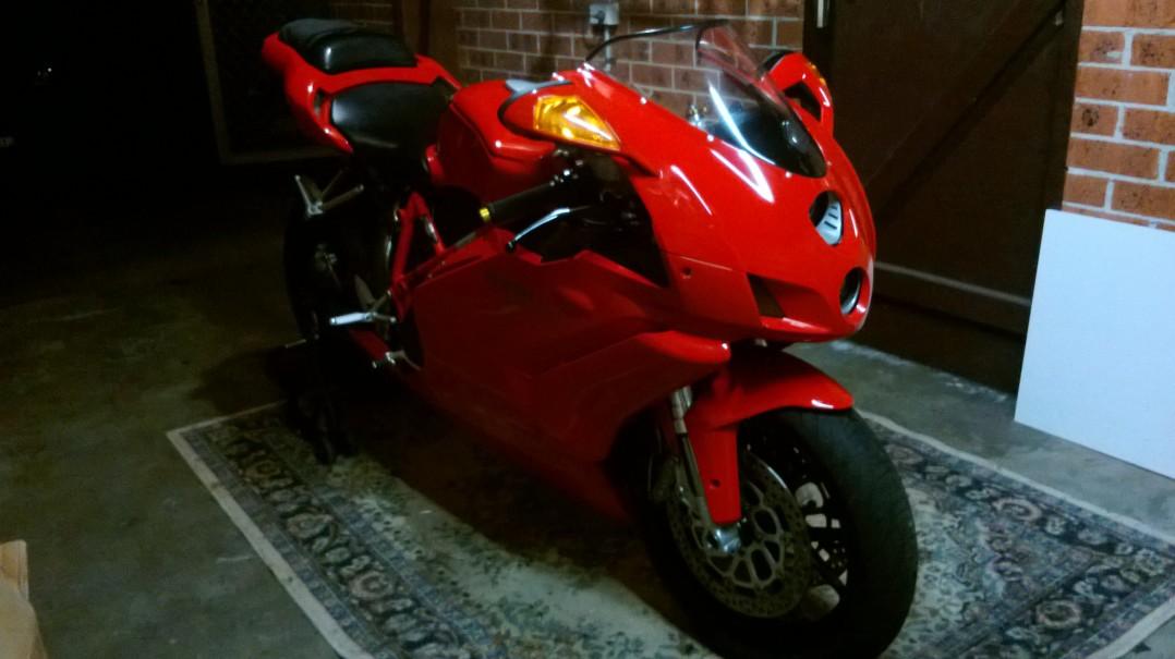 2006 Ducati 749cc 749R
