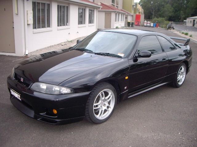 1998 Nissan GTR V spev