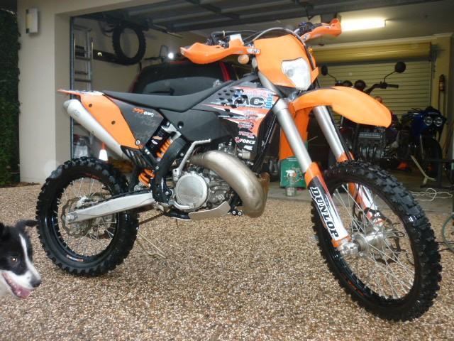 2009 KTM 300 EXC