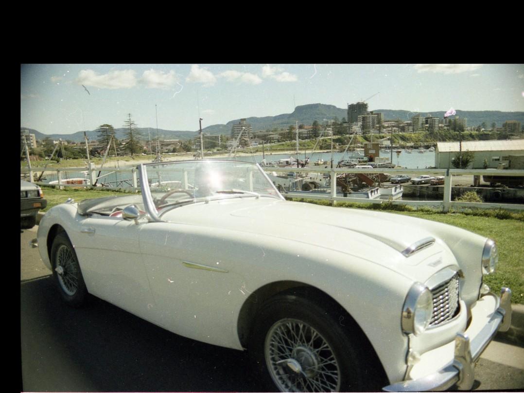 1961 Austin Healey 3000 BN7