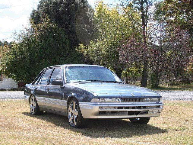 1986 Holden commodore