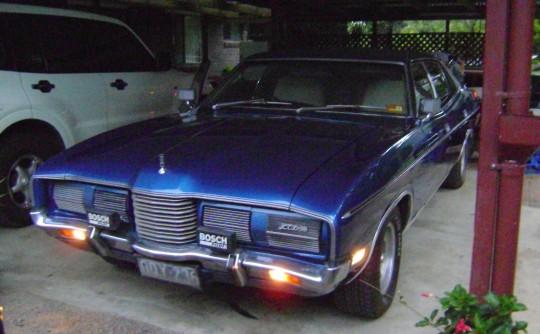1976 Ford LTD TOWN CAR