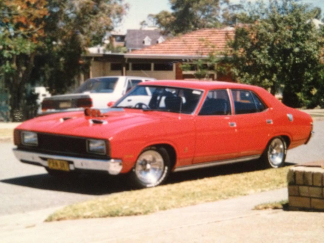 1979 Ford FAIRMONT GXL