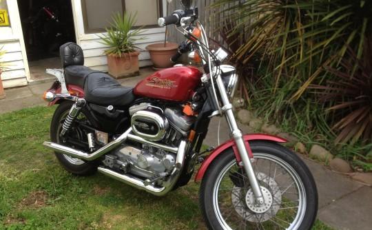 1997 Harley-Davidson 883cc XL883 SPORTSTER