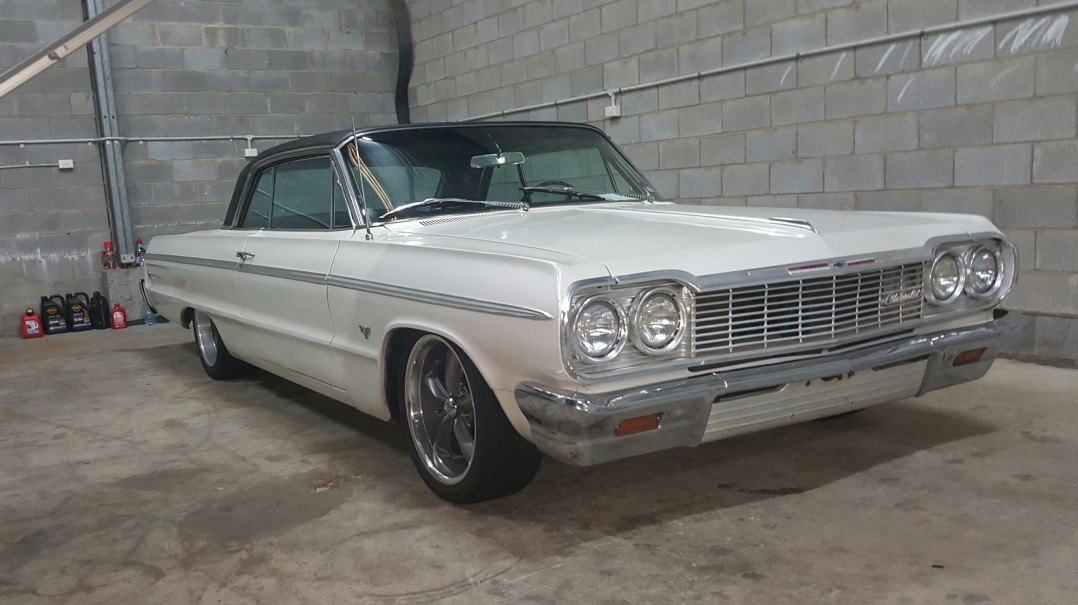 1964 Chevrolet SS IMPALA