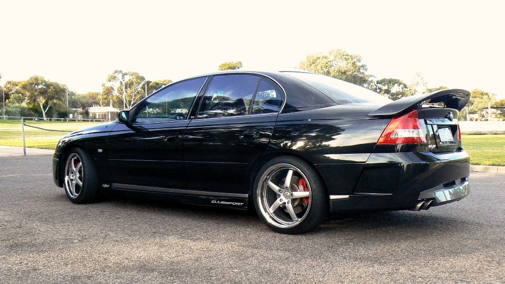 2003 Holden Special Vehicles Clubsport R8