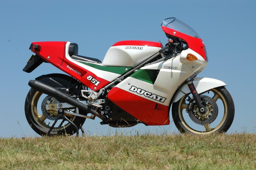 1988 Ducati 851 SUPERBIKE KIT VERSION