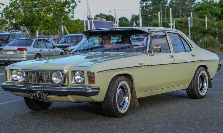1976 Holden HX Kingswood