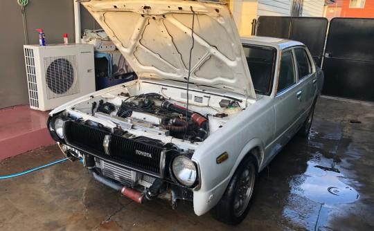 1976 Toyota Ke55 corolla