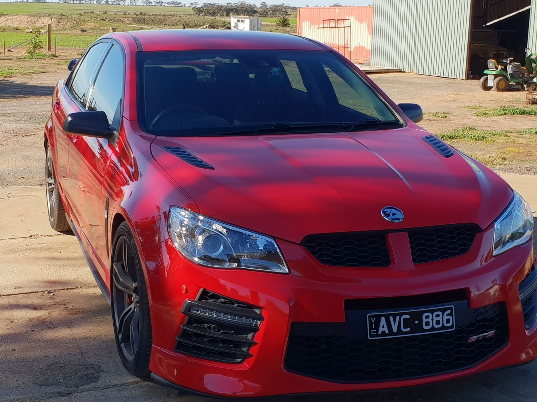 2015 Holden Special Vehicles COMMODORE HSV 8 PLUS