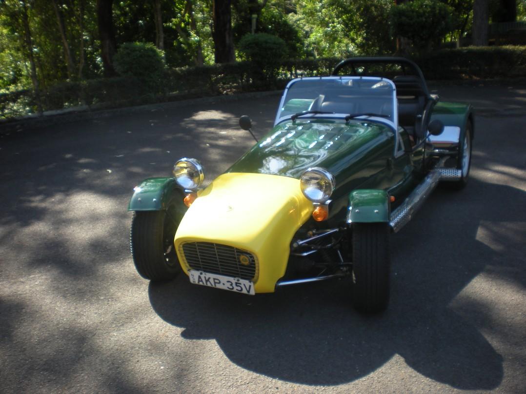 1988 Lotus 7
