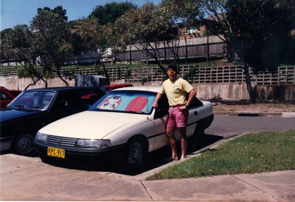 1989 Holden VN BT1