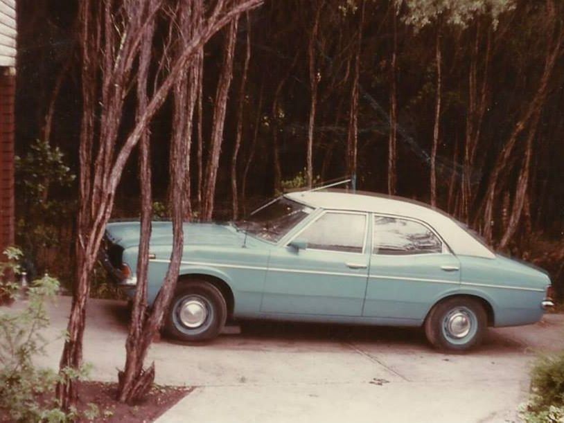 1972 Ford Cortina XL