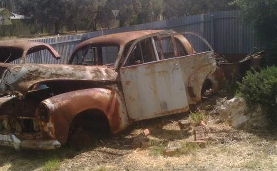 1948 Holden FJ