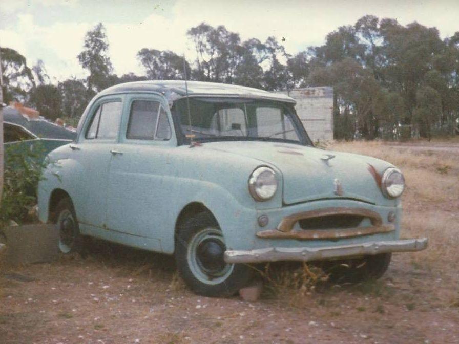 1955 Standard Standard 10