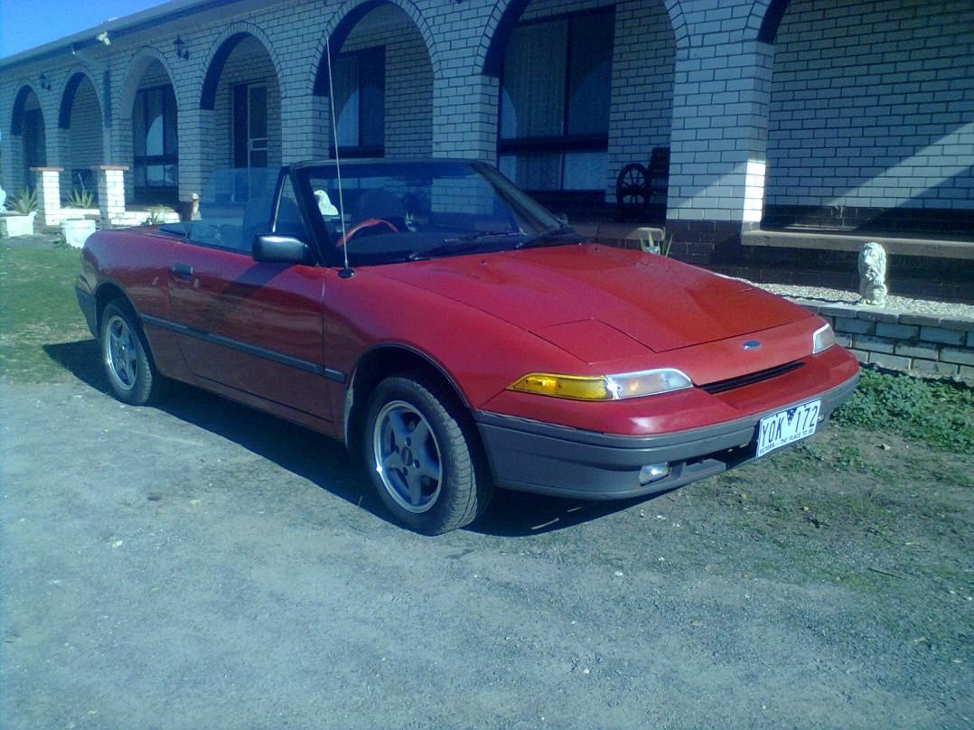 1990 Ford CAPRI