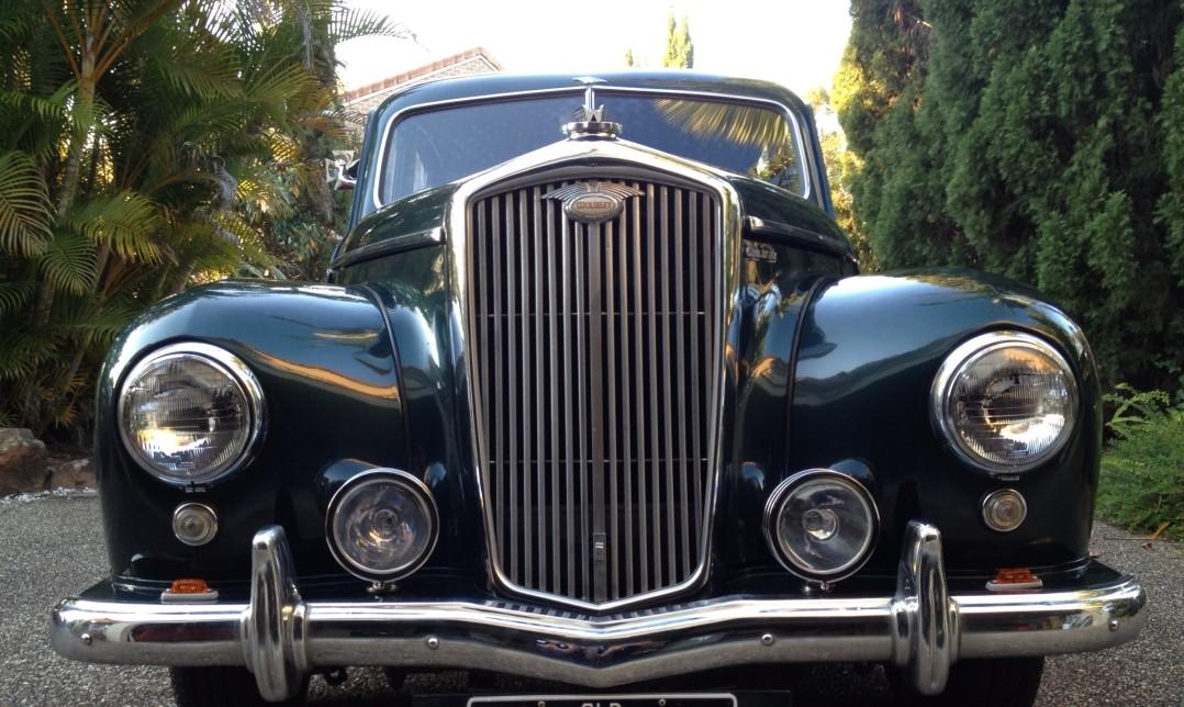 1950 Wolseley 4/50