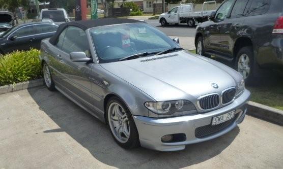2003 BMW E46