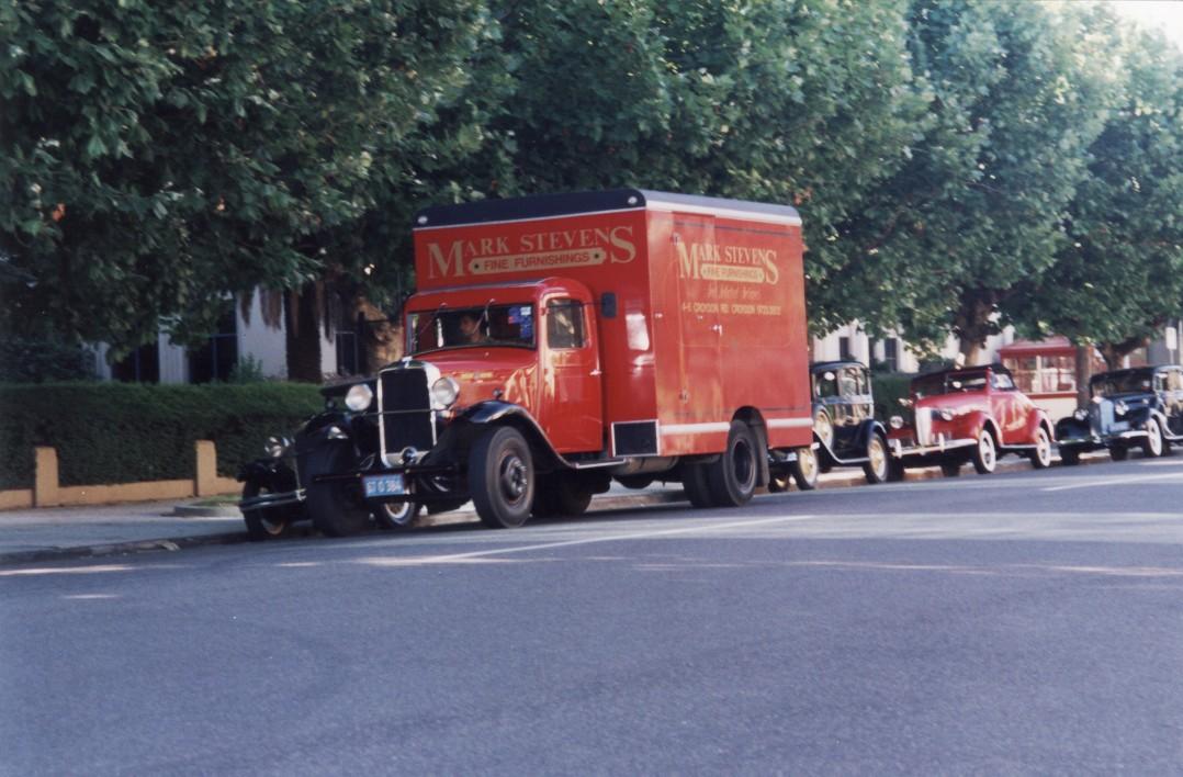 1935 Bedford WLG