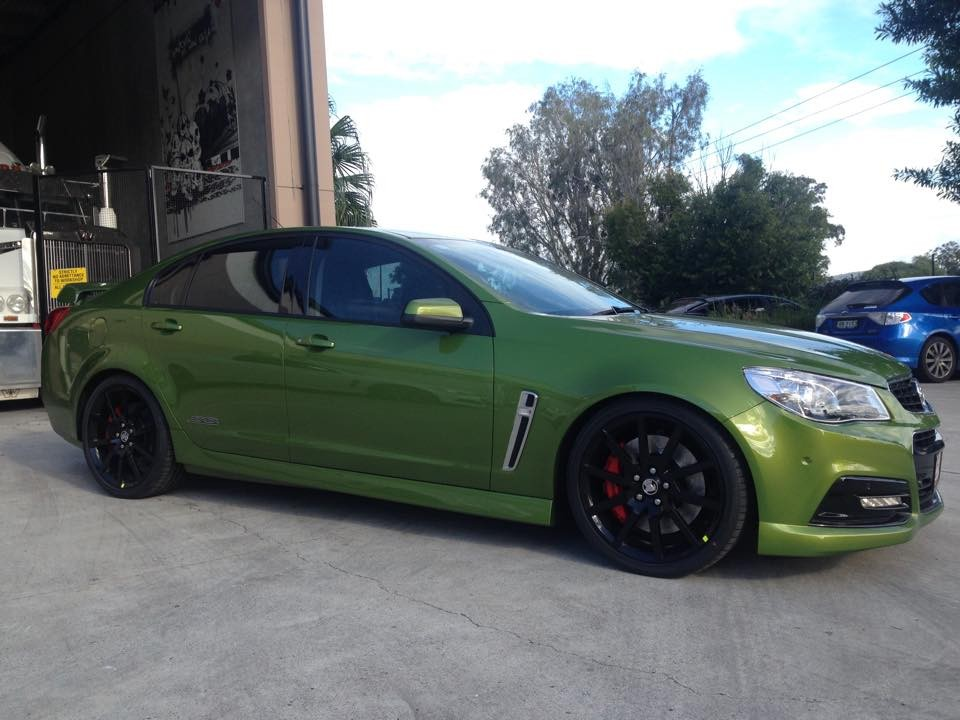 2015 Holden COMMODORE SS