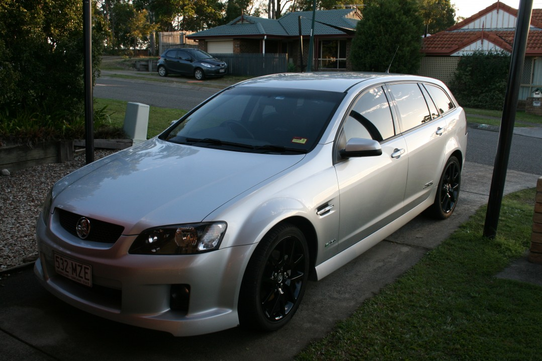 2009 Holden COMMODORE SS