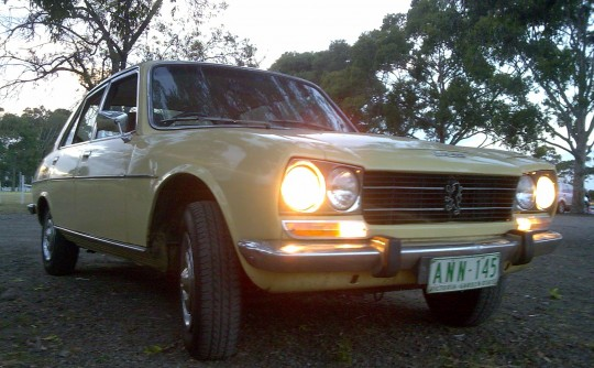 1979 Peugeot 504 GL