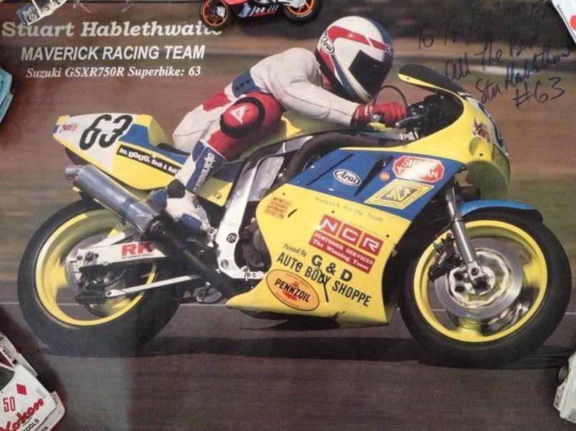 1989 Suzuki GSXR750RR