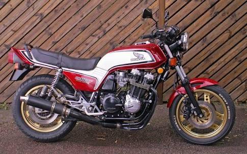 1983 Honda CB 1100 Boldore F2