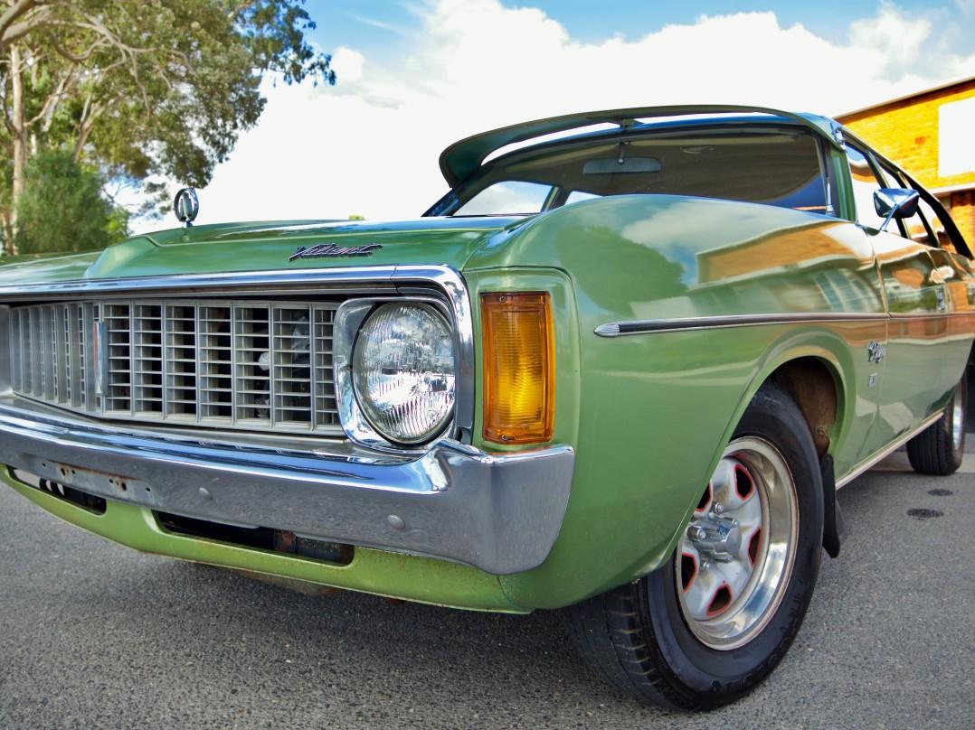 1975 Chrysler VALIANT