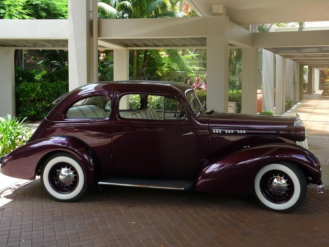 1936 Oldsmobile F36