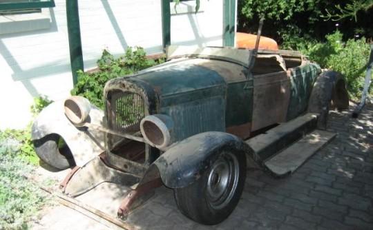 1927 Chevrolet Sports  Roadster