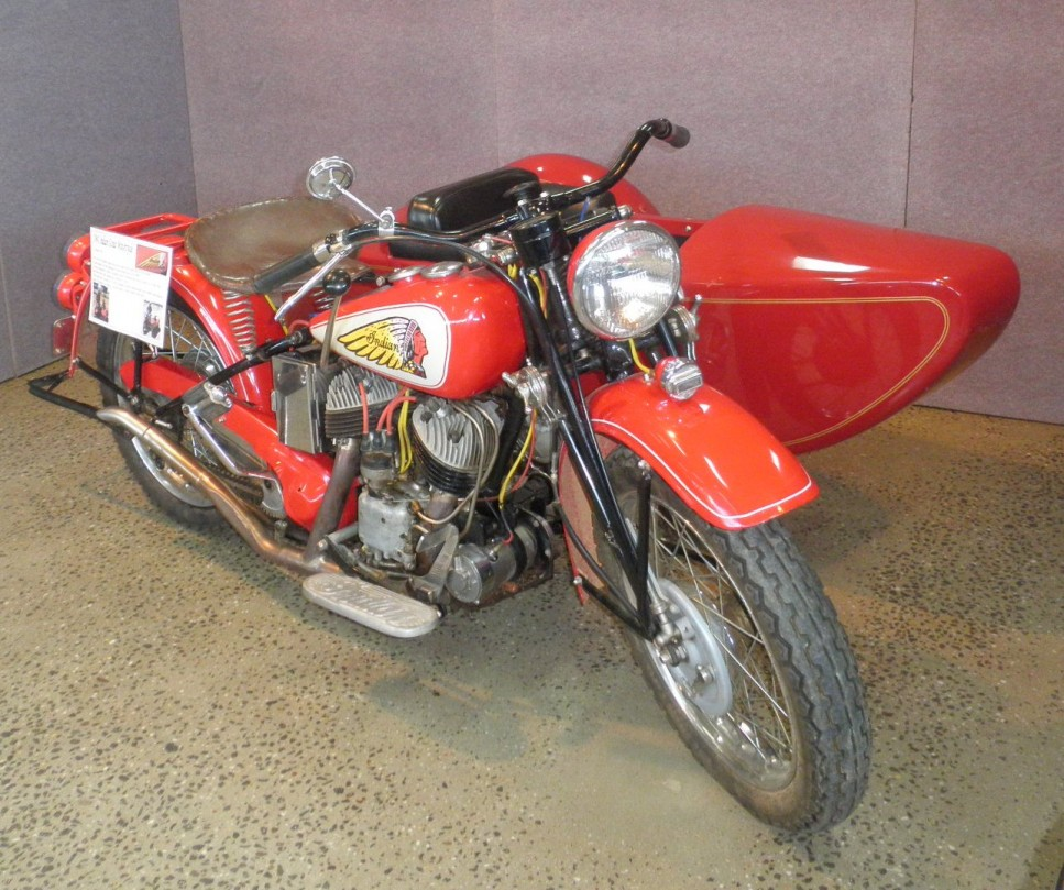 1941 Indian Scout Scout 741