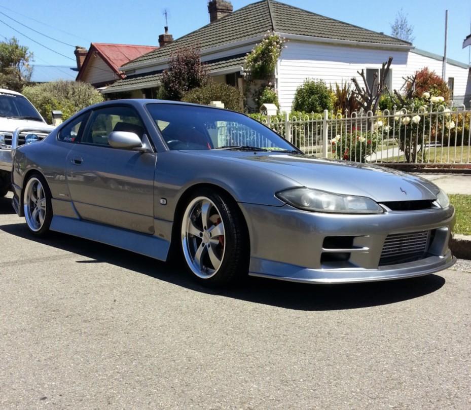 1999 Nissan S15 Silvia