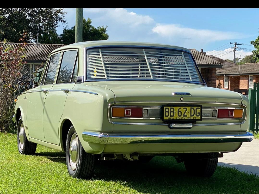 1969 Toyota Corona RT40