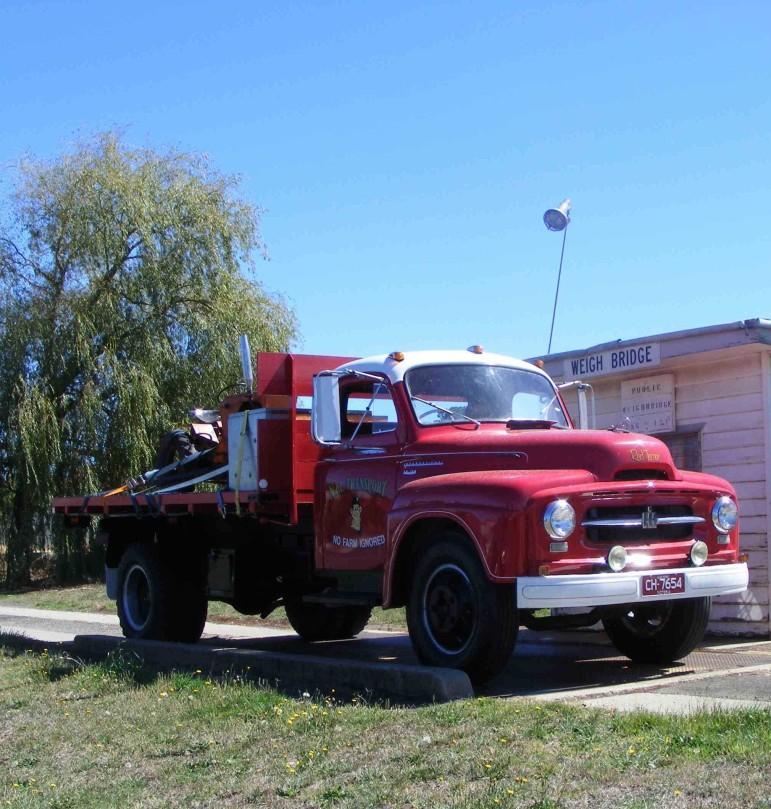 1955 International Harvester AR162
