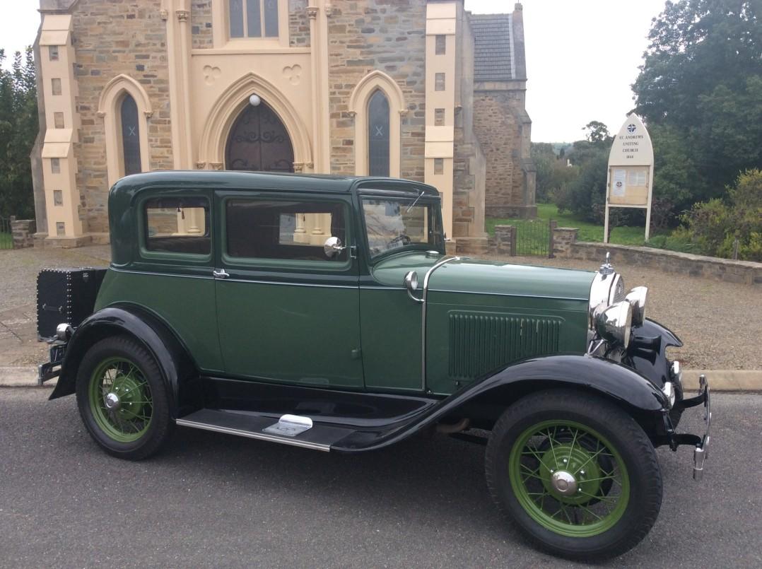 """1931 Ford A      """" victoria"""". 1931"""